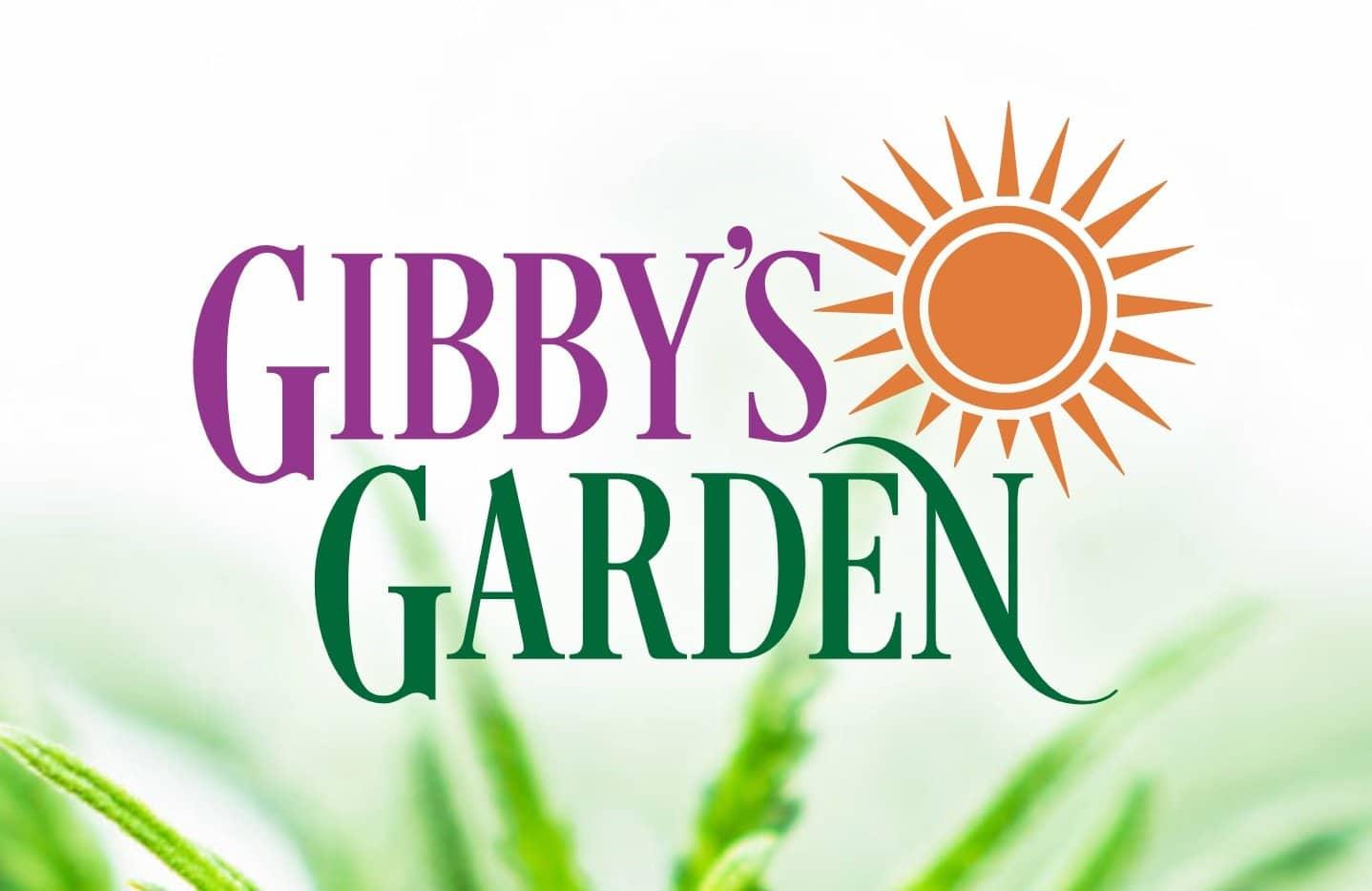 Welcome Gibby's Garden!