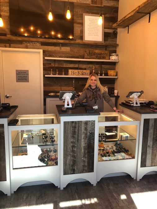 Owner of Uxbridge pot shop opening Friday says she hopes to spread 'kind word of cannabis'