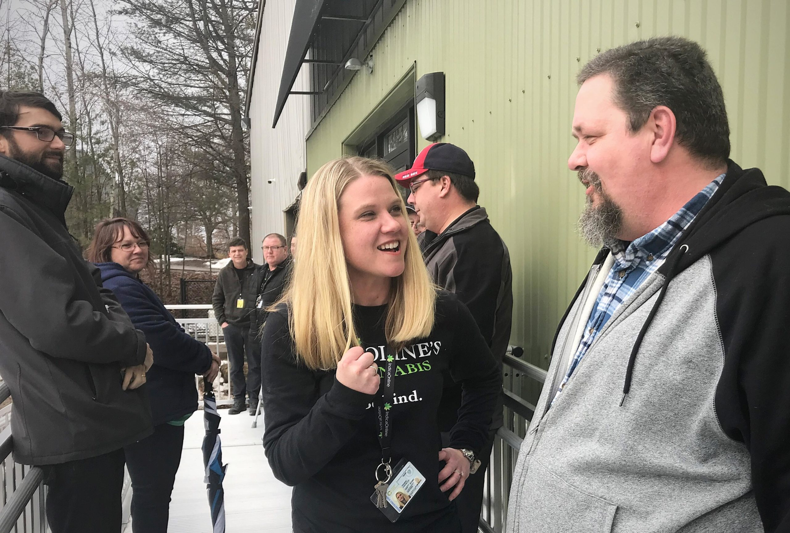 Caroline's Cannabis, pioneering marijuana business, opens in Uxbridge – News – Milford Daily News