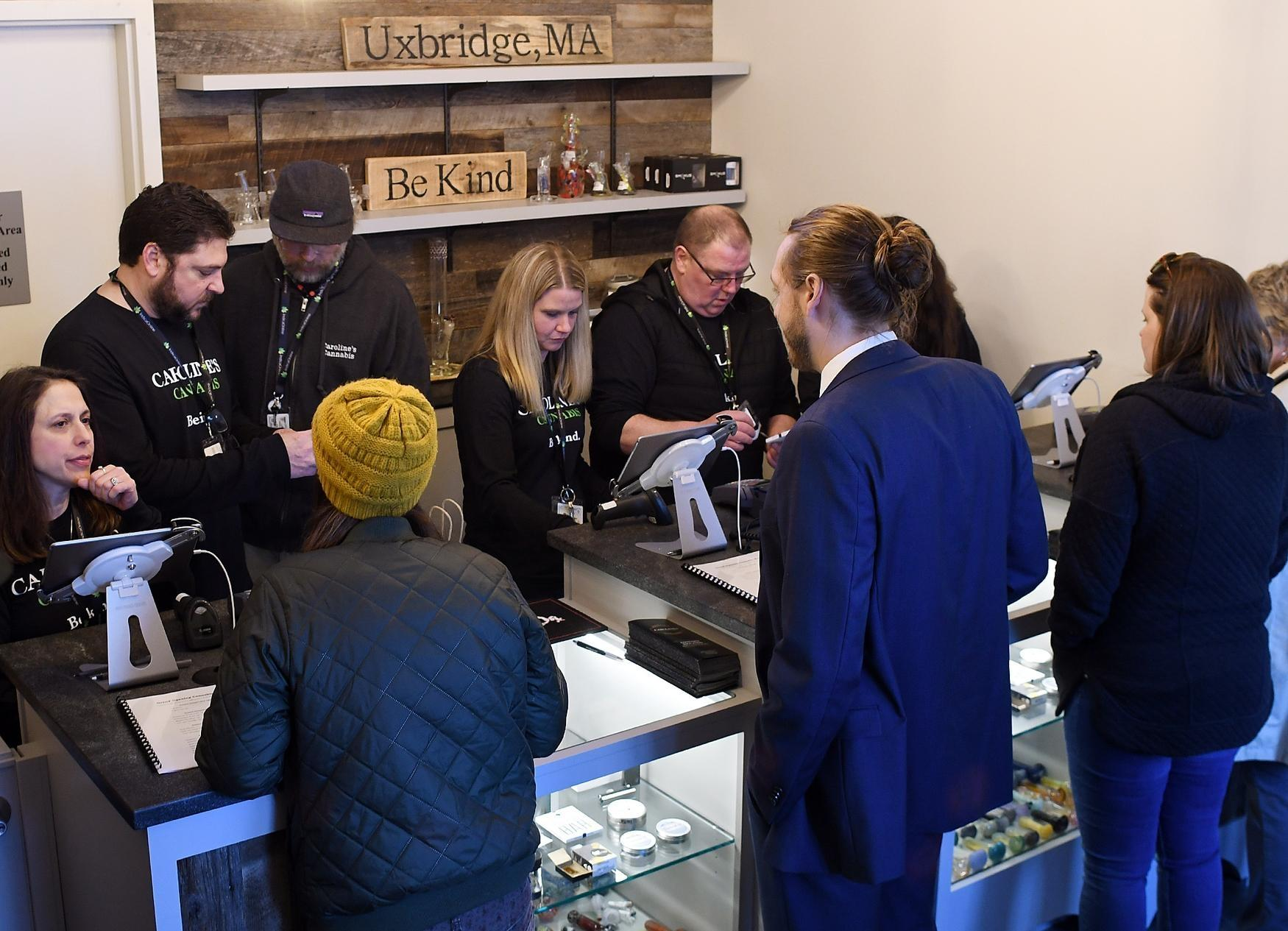 Hopedale greenlights third cannabis business – News – Milford Daily News